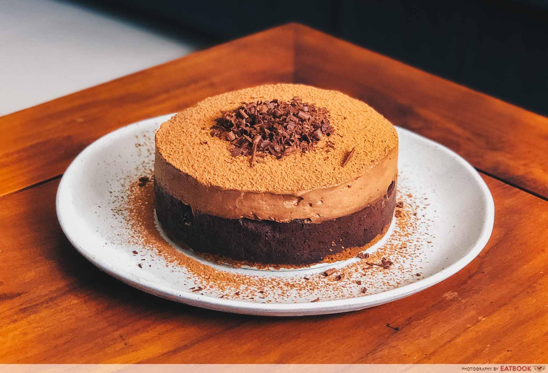 Milo Recipes - Milo Brownie Mousse Cake