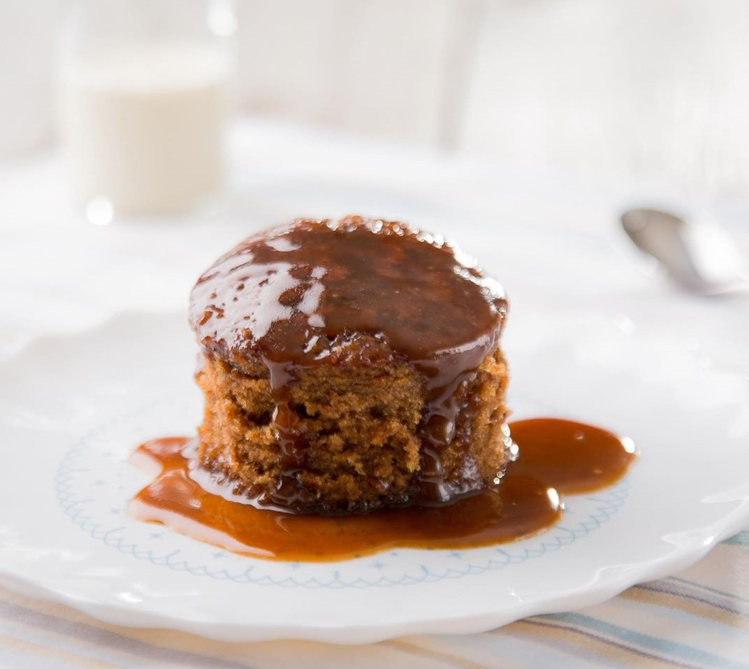 Mug Cake Recipes - Sticky Date Pudding