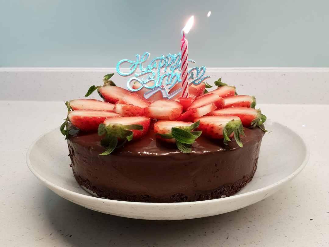 No Bake Cake Recipes - Chocolate Mousse Cake