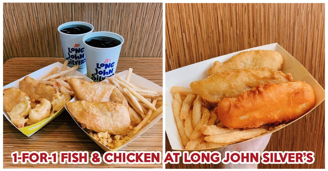 1-for-1 Long John Silver's - feature image