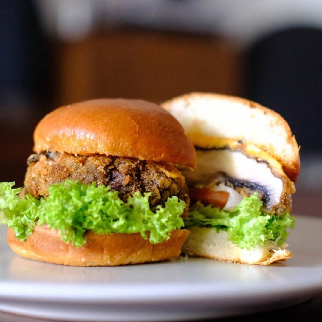 B Burger --2