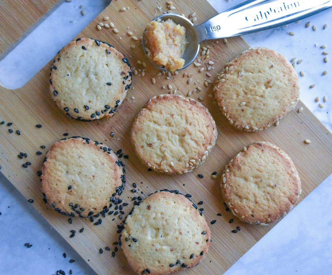 Cookie Recipes - Miso Butter Cookies