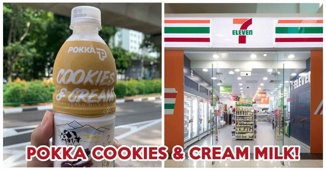 Pokka Cookies Cream Milk - Feature Image