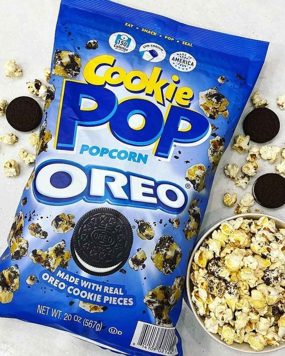 Snack Pop -