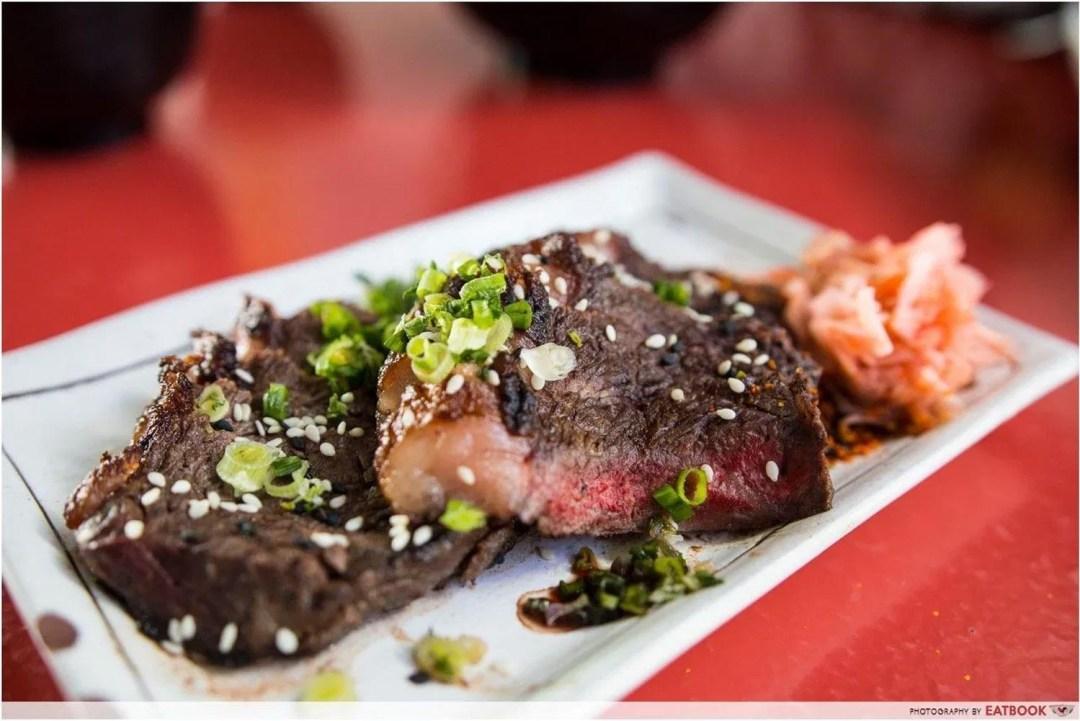 Underrated Steak Cuts --8