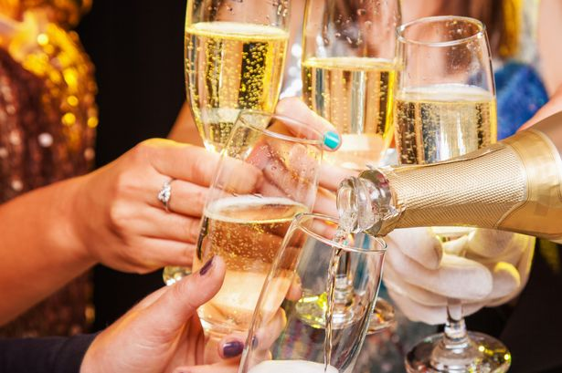 cheers to world champagne day eat canberra