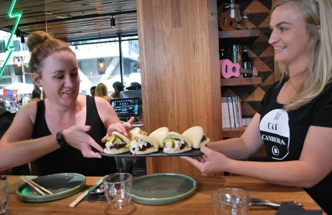 Our top 20 favourite canberra restaurants for 2016.
