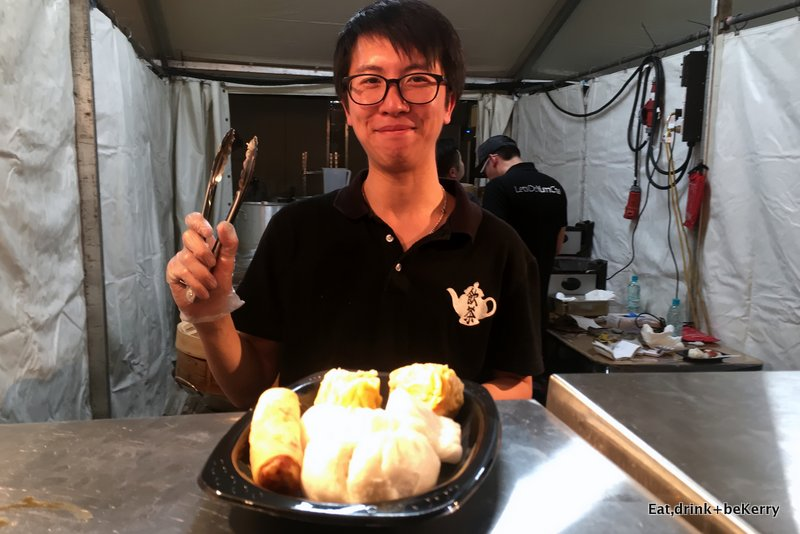 Let's Do Yum Cha at Brisbane Noodle Markets.