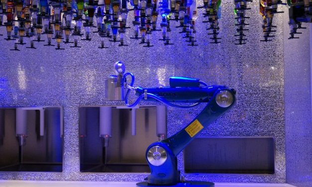 Is a Bionic Bar better than a bartender?