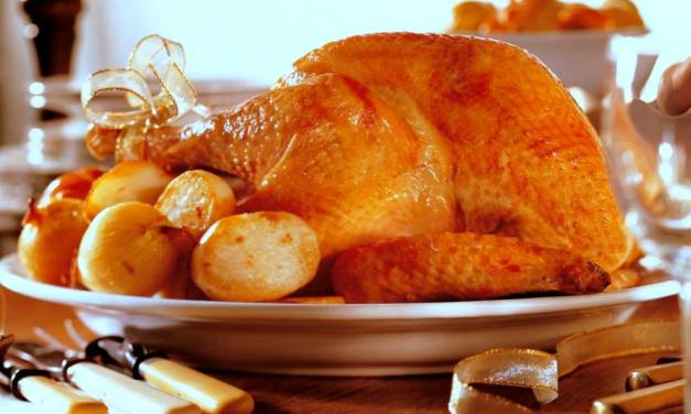 10 tips for a foolproof Christmas turkey