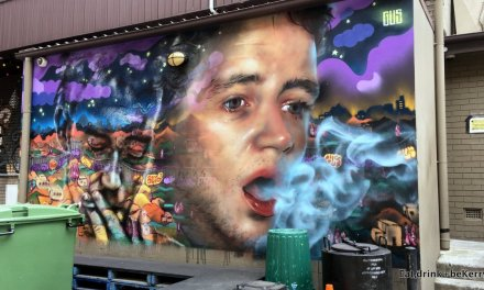 Where to find street art in Fortitude Valley