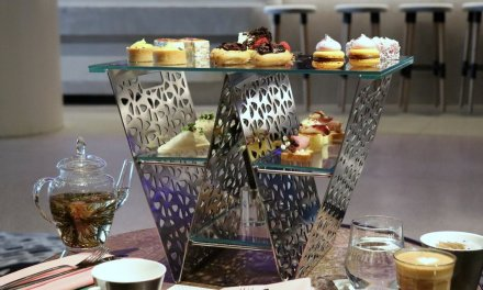 Try High Tea of Aus at W Brisbane Hotel