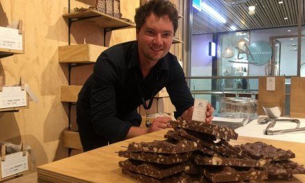 Treat yourself at Amy Sargeantson Chocolate Maker