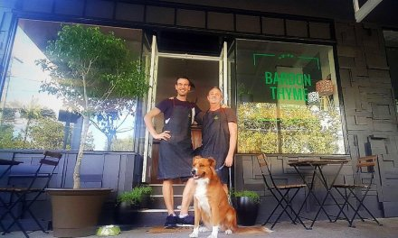 Locals love new Bardon Thyme Cafe