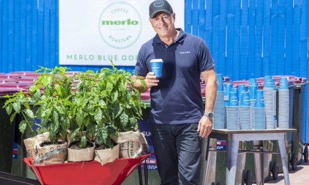 How you can make war on waste with a compostable coffee cup