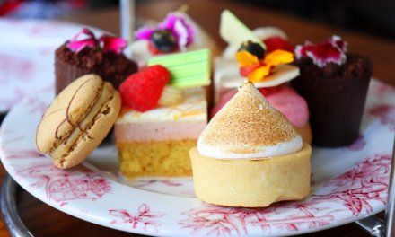 The Height of High Tea in Brisbane at Treasury Brisbane