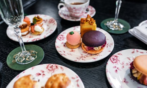 Taste of France at Belle Epoque High Tea