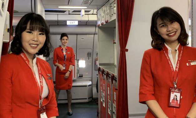 10 top tips you need to know when you fly AirAsia