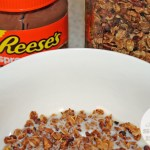 Reese's Spread Granola Recipe