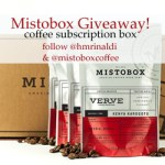 Mistobox Giveaway and Coupon Code