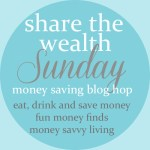Share the Wealth Sunday #1
