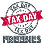 2016 Tax day freebies, smart ways to spend your refund, and my weekly spending