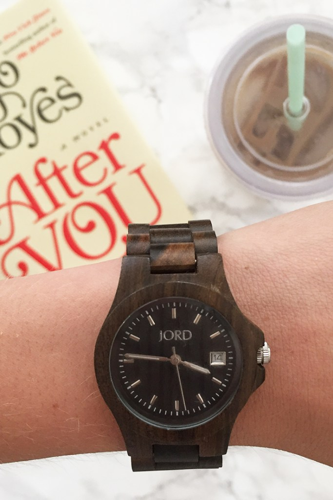 Beautiful wood watches from Jord