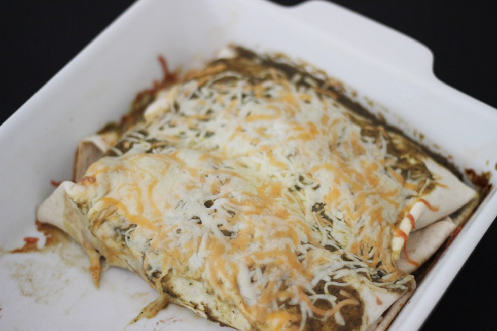 week in review enchiladas