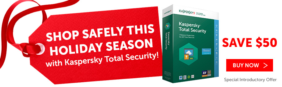 Protect your Internet Security with Kaspersky Lab