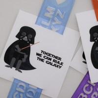 Printable Darth Vader Valentines