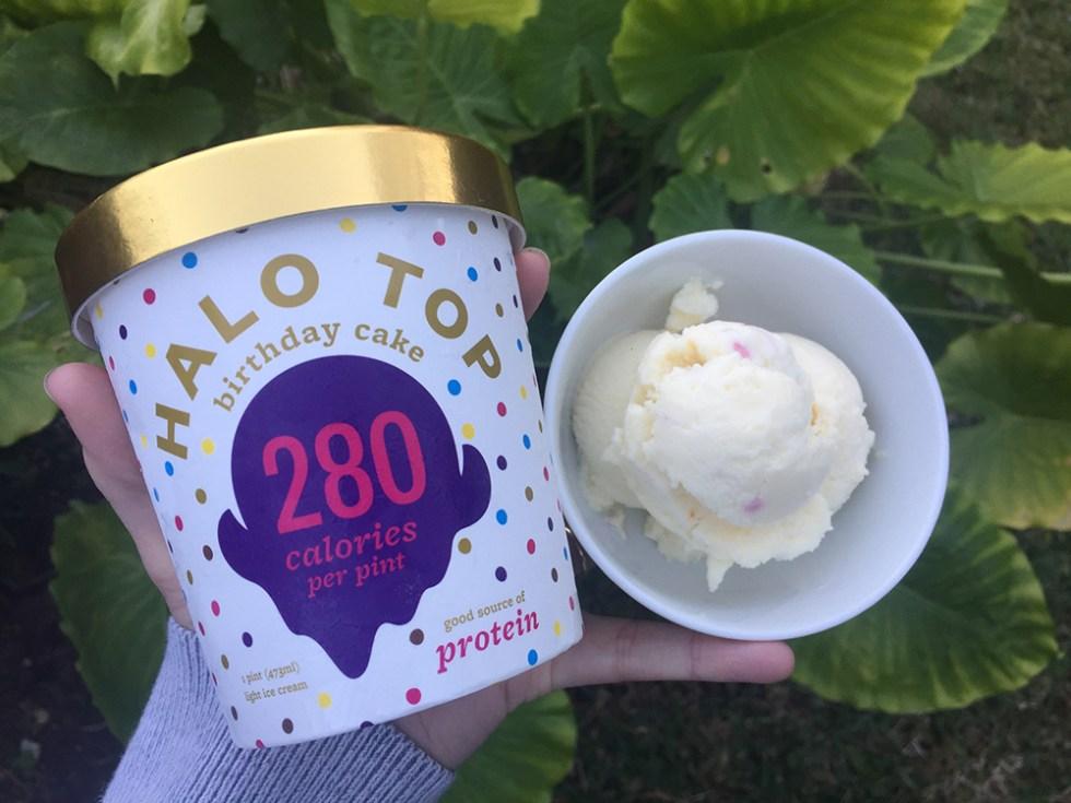 Halo Top Creamery Ice Cream
