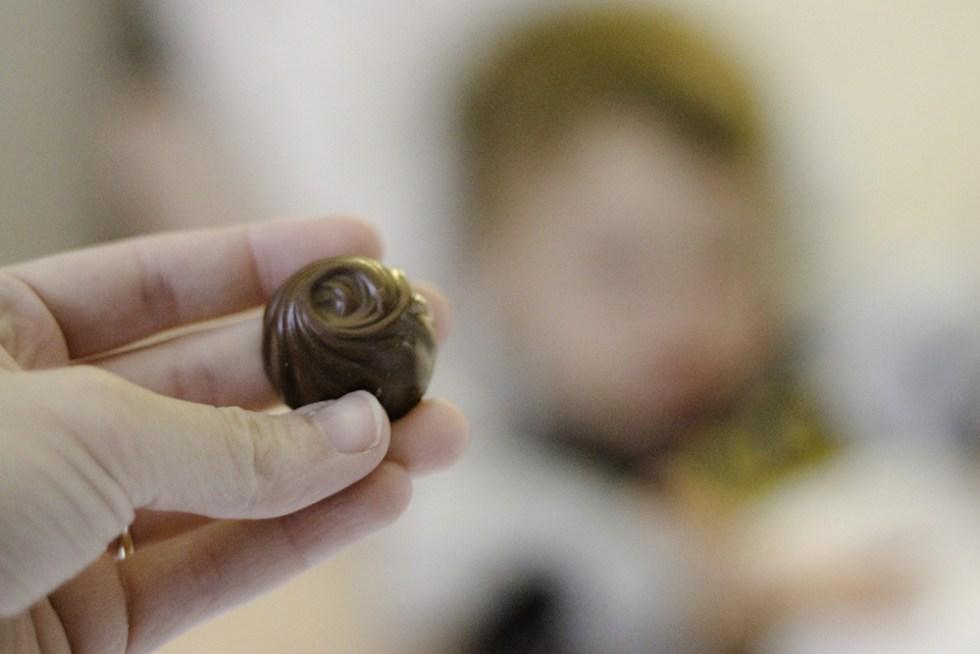 Mother Nurture chocolates