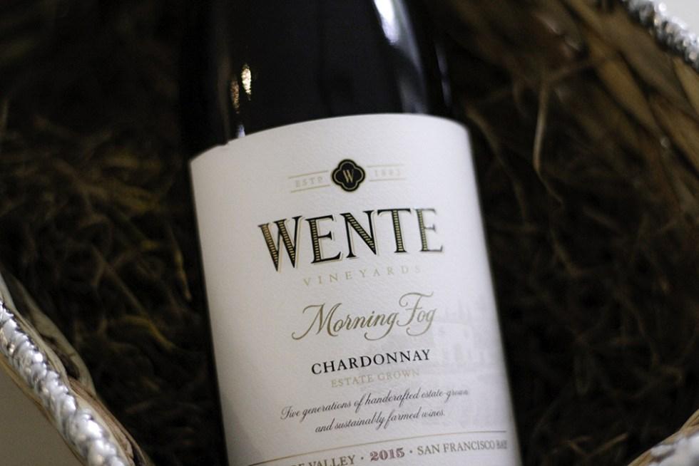 Wente Wine Morning Fog Chardonnay