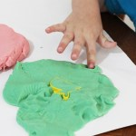 Make Your Own Homemade Play Dough