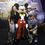 Week in Review: Disney Party, TMOM Disney Retreat, and Birthdays