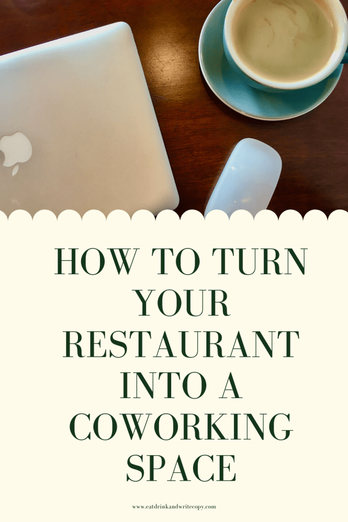 Tips to make your cafe, coffee shop, or restaurant remote-worker-ready!
