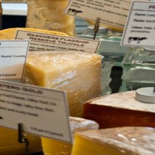 Entering Cheese Heaven: Cured Cheese Shop