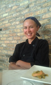 Chef Rachel Best of The Leaf