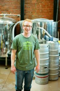 Phil Joyce, Brewmaster at Powder Keg Brewing Company