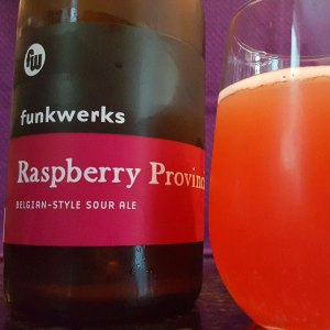 Break out the champagne flutes and celebrate with this fantastic sour ale