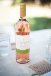 Dining Al Fresco with HANNA Winery and Vineyards