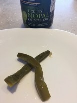 Pickled version of nopal