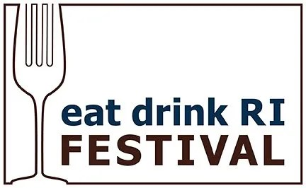 Eat Drink RI Festival logo