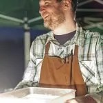 Chef Benjamin Sukle