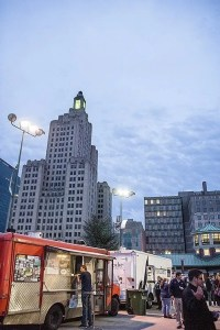 Eat Drink RI Festival Truck Stop 2014 photo by Stacey Doyle Photography