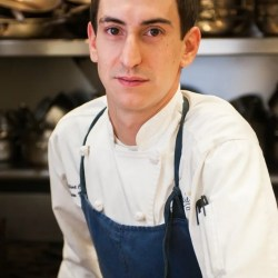 Gracie's Executive Chef Matthew Varga