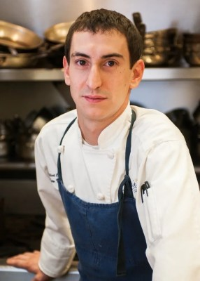 Gracie's Executive Chef Matthew Varga
