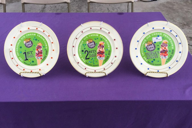 4th Annual Incredible Ice Cream Throwdown prizewinner artwork by Ahlers Designs