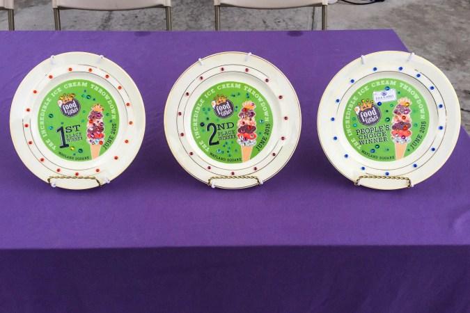 4th Annual Incredible Ice Cream Throwdown prizewinner artwork by Ahlers Designs
