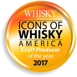 Whisky Magazine's Icons of Whisky Award